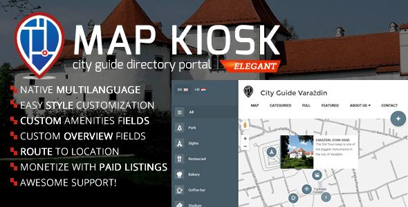 City Guide Directory Portal