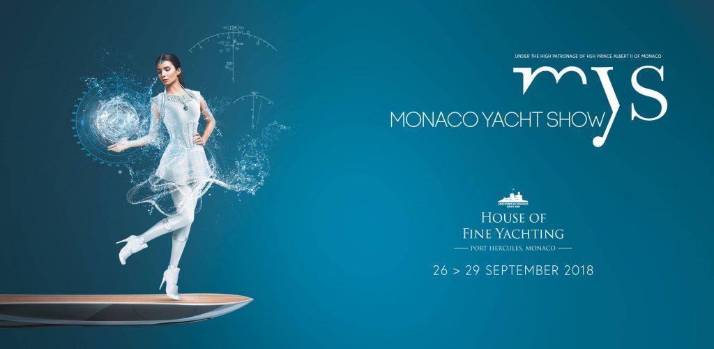 MAP Marine Participe Au Monaco Yacht Show Map Marine