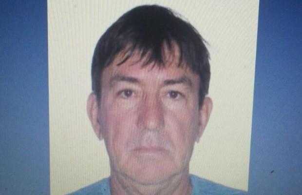 Gilberto Ferreira do Amaral foi identificado como atirador, em Itumbiara (Foto: Reprodução/Polícia Civil)