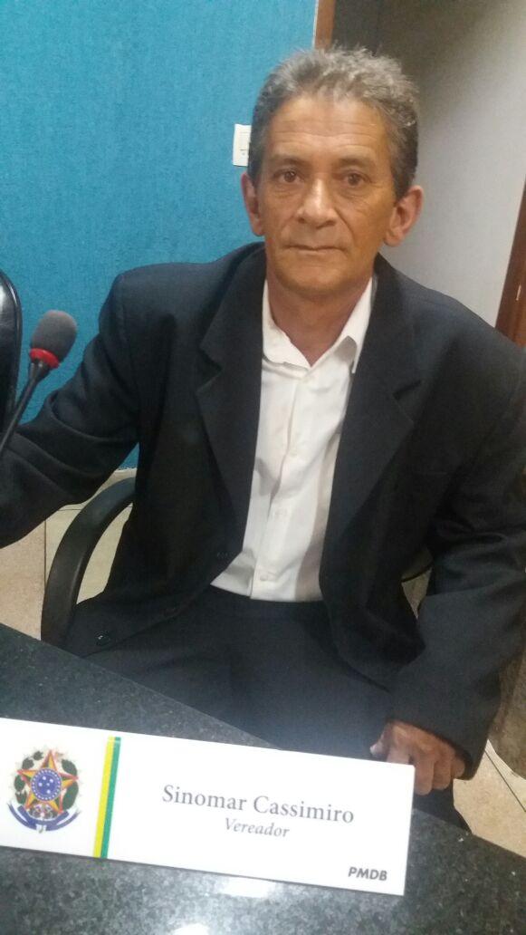 Sinomar Cassimiro (Arara).