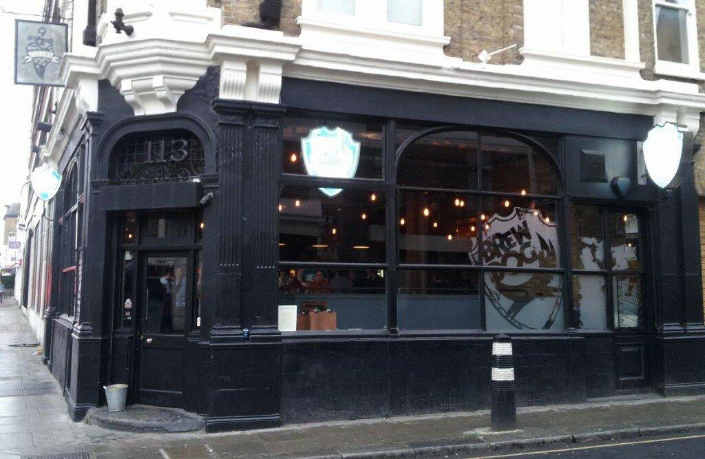Brewdog em Camden Town