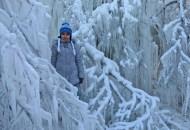 Косівське льодяне диво
