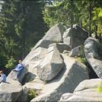 Маршрут на Писаний камінь з Буківця: gps-трек