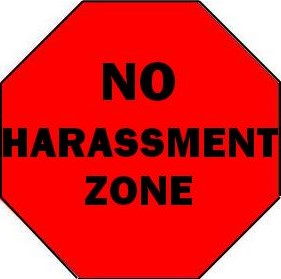 No Harassment Zone
