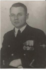 Antoni Charynek, Łeba, 1939 rok.
