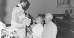 Rataj Zofia i Władysław (Twarze naszej parafii – Ratajowie)