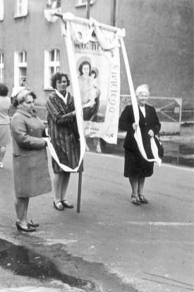 Rataj Zofia (z lewej)