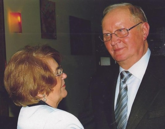 Maria i Władysław Barambasowie