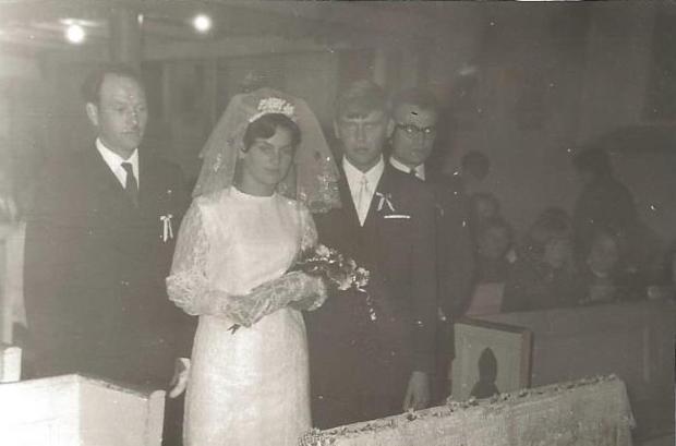 Janina i Jan Więckowscy