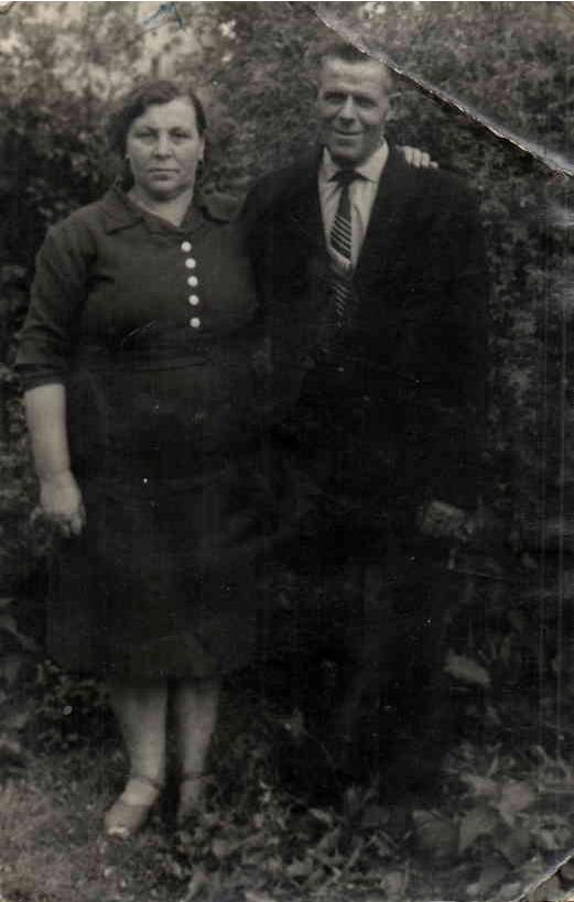 Katarzyna i Aleksander Zakrzewscy.