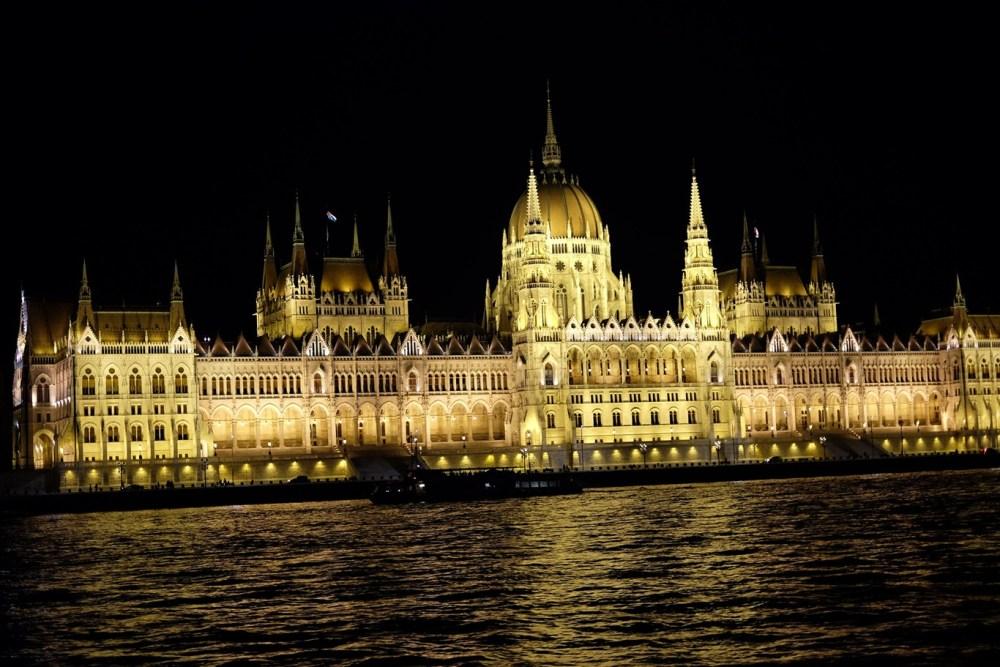 Parliament Building gorgeously lit up!