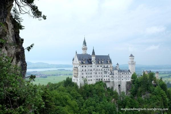 Offbeat Munich: Neuschwanstein Castle in the Bavarian Alps