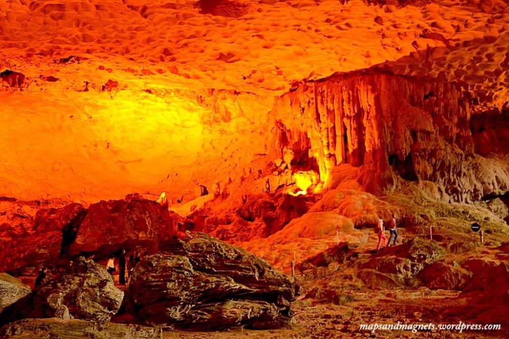ha long bay cave