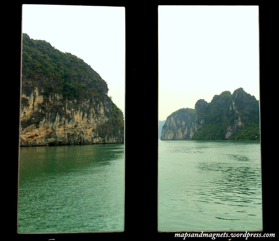 window view ha long bay