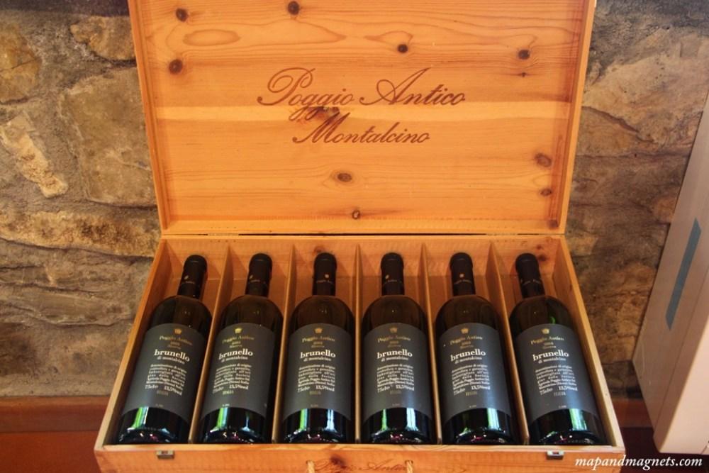 Poggio Antico vineyard