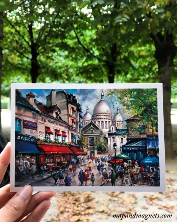 postcards-in-paris-gardens
