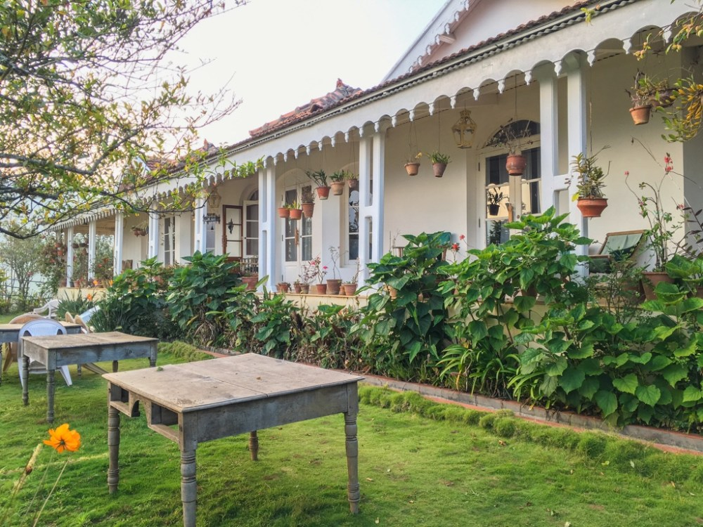 La Maison is a beautiful homestay in Nilgiris