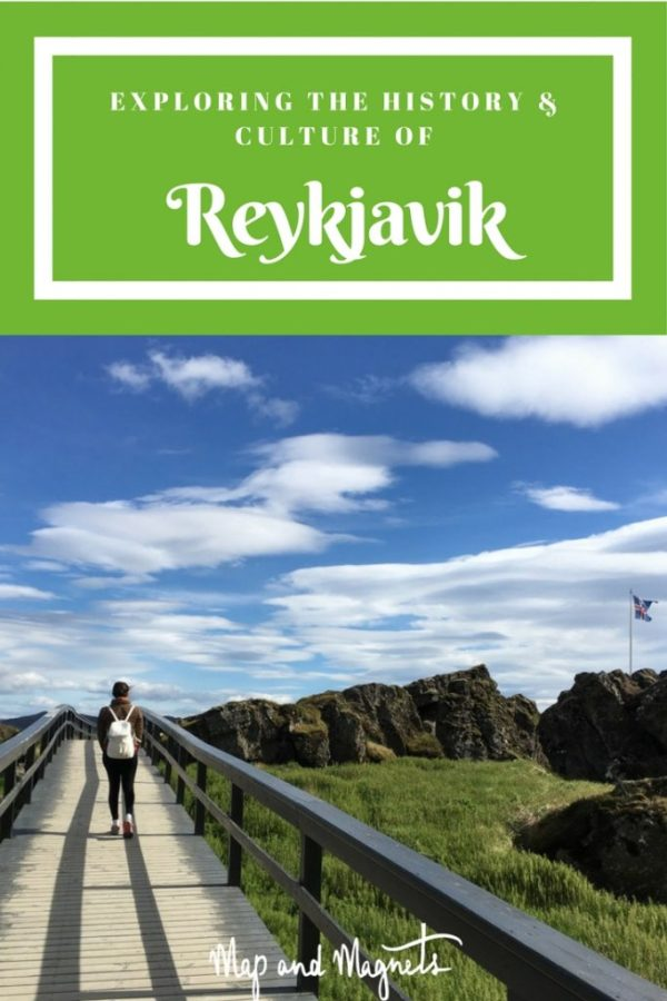 Exploring Iceland's History & Culture : A Walking Tour through Reykjavik