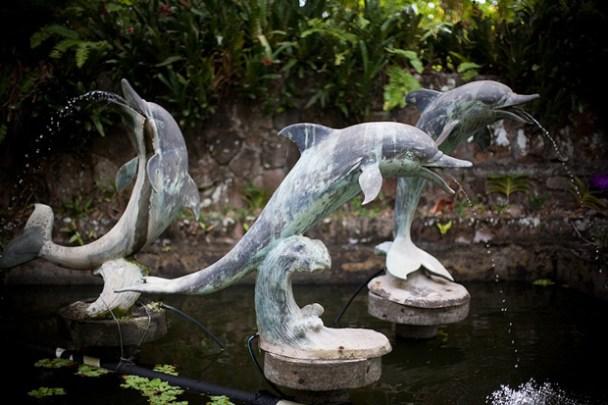 Garden Statues Nevis