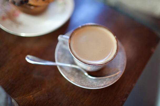 Pâtisserie Fauchère Espresso