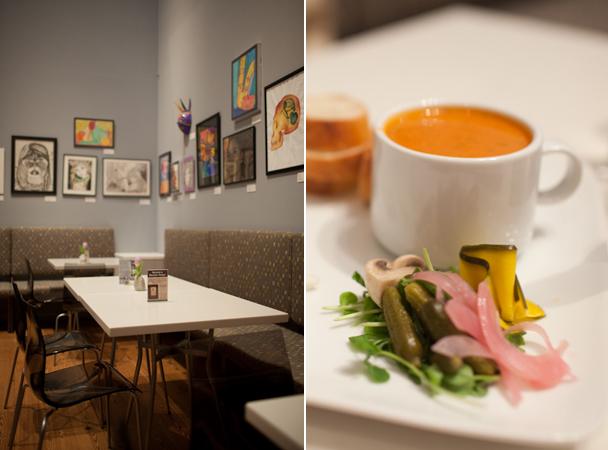 Aurora Provisions Museum Cafe