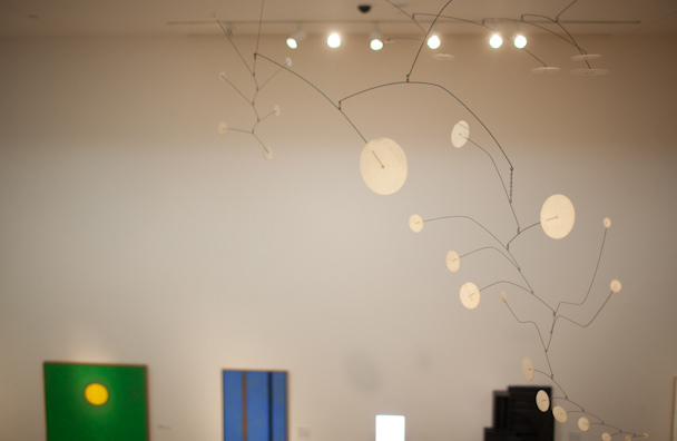 Calder at Portland Museum of Art