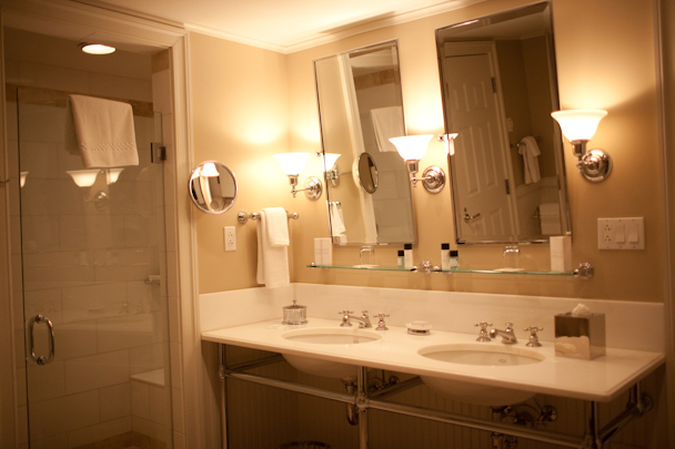 Inn at Perry Cabin Bathrooms