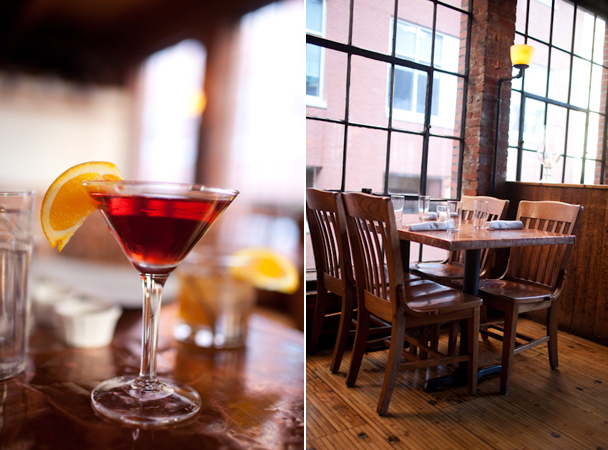 Negroni at Fore Street