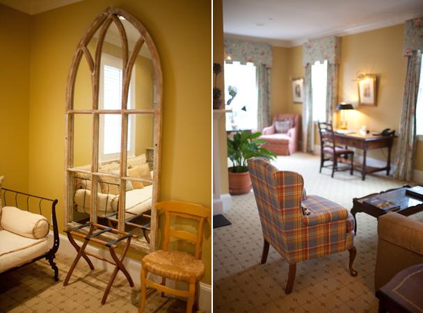 Suite at Fearrington Inn