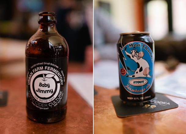 Urban Farm Fermentory Cider