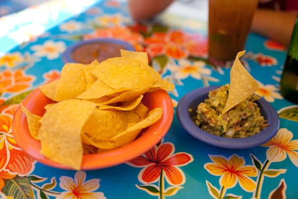 El Rayo Chips & Guac