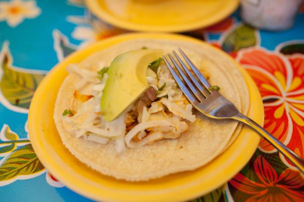 El Rayo Fish Taco