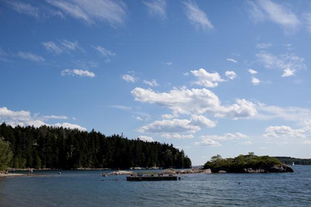 Bennett Cove Chebeague Island