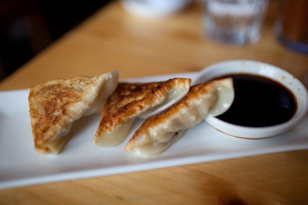Pai Men Miyake Dumplings