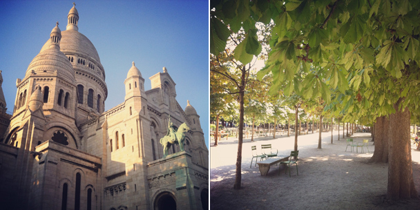 Paris Instagrams