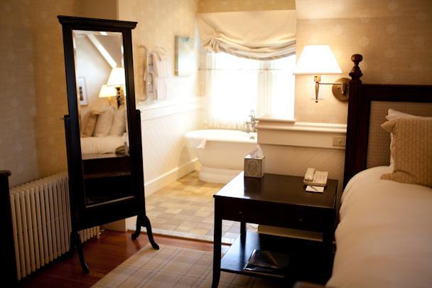 Castle Hill Inn Bathroom