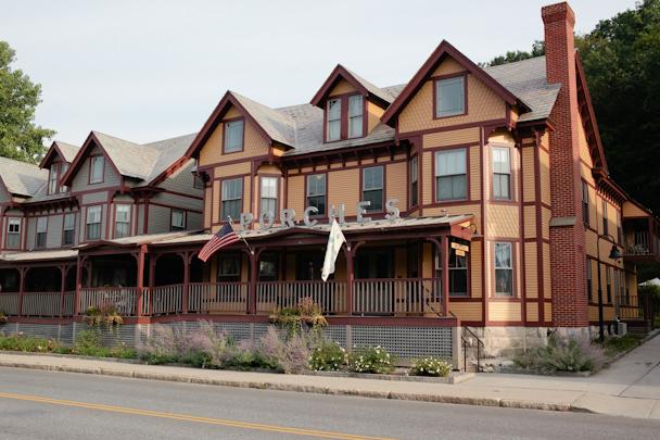 Porches Inn