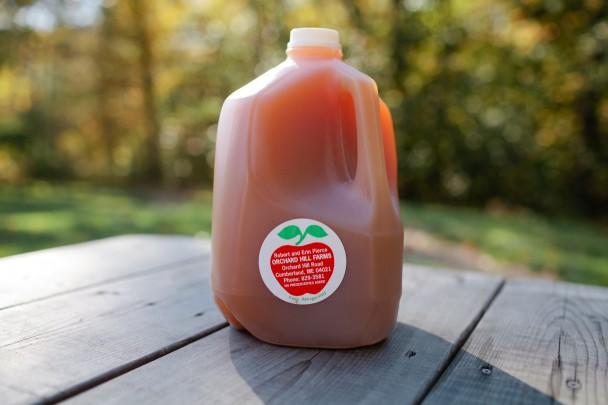 Orchard Hill Farm Cider