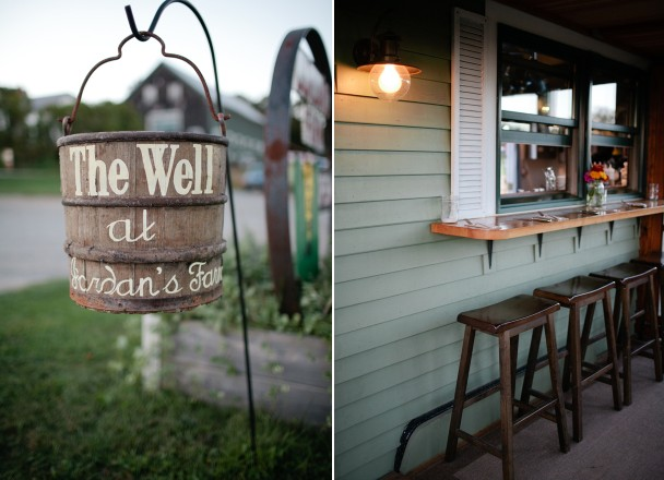 The Well at Jordans Farm Cape Elizabeth