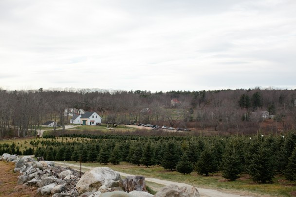 Old Farm Christmas Place Cape Elizabeth