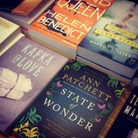Shopping at Longfellow Books