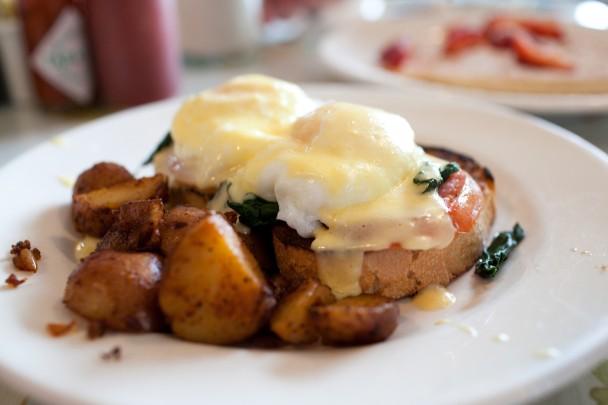 Eggs-Florentine