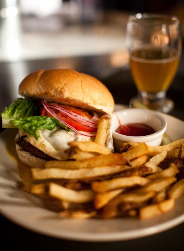 Gather Maine Burger