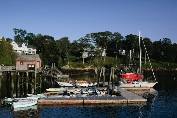 Rockport Harbor ME