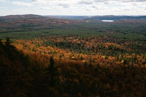 Sabattus Mountain Maine