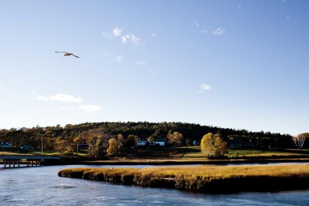 Sheepscot Maine