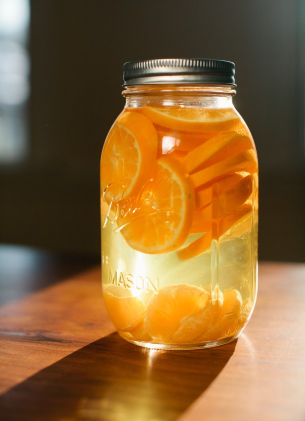 Clementine Infused Gin