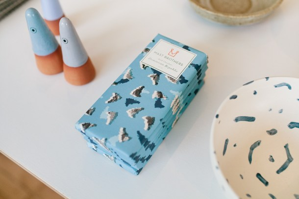 Mast Brothers Chocolate at More & Co