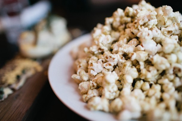 Portland Hunt & Alpine Popcorn