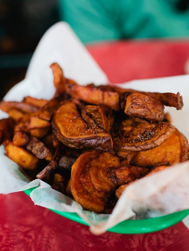 Sillys Sweet Potato Fries